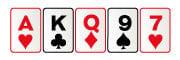 Carta alta en poker virtual